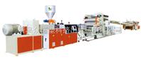 山东pvc板材生产线
