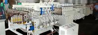 PP/PC塑料中空格子板生产线