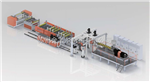 锂电池隔膜生产线