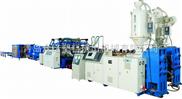 PVC雙壁波紋管設備-PVC雙壁塑料波紋管生產線