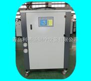 青岛风冷式冷水机,中央空调温度控制冷水机