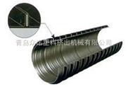 山東塑鋼纏繞管生產線