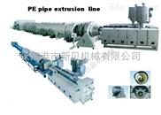 PE管材擠出生產線