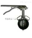 VF-736不锈钢手柄蝶阀,台湾中鼎不锈钢对夹蝶阀