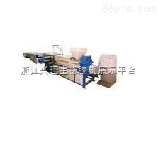 供應塑料圓絲拉絲機、塑料擠出拉絲機
