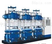 供应震德ZDK300-650*700抽橡胶真空硫化机联机