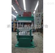 63噸全自動硫化機/平板硫化機/抽真空橡膠硫化機/橡膠硫化機械