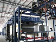 供应ZYF—1500型聚酯连续发泡机