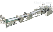 供应ABS单层、多层复合板材生产线