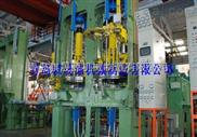 1600,3000吨液压双层自动推拉模硫化机