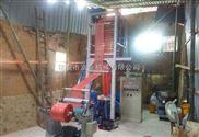 厂家直销PP膜吹膜机 农地膜吹膜机 高性能吹膜机