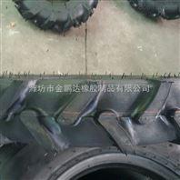 销售农用车全新人字轮胎500-15 拖拉机轮胎