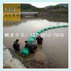 水电站拦污排