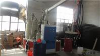 聚氨酯低壓歐美風格仿木墻線PU發泡設備