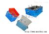 设计模具生产工具箱注塑模具