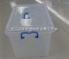 塑料滑轮整理箱、收纳箱大中小透明塑料箱