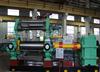 青岛双输出自动翻胶橡胶开炼机