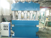 XLB-3.00MN全自动三缸上压式硫化机
